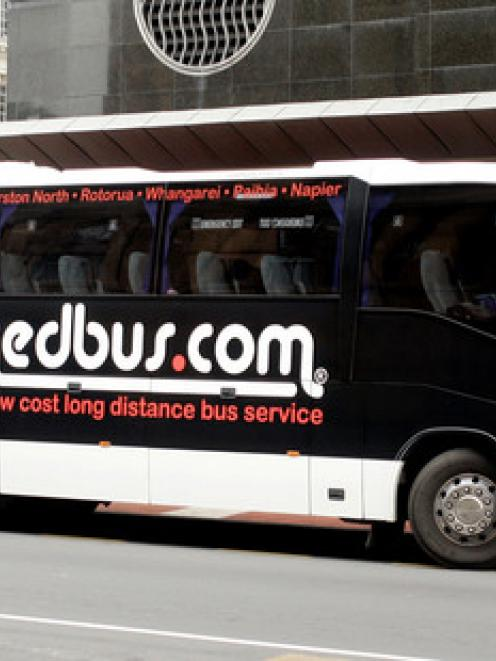 An overnight bus trip ended up being the journey from hell for passengers travelling from...