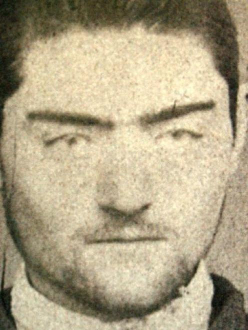 An undated police mugshot of Ned Kelly, aged 16, at the Old Melbourne Gaol. REUTERS/Old Melbourne...