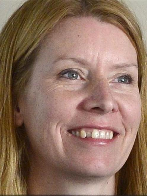 Anna Johnson.