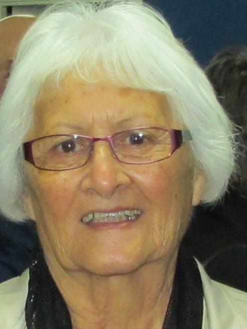 Anne Te Maiharoa Dodds