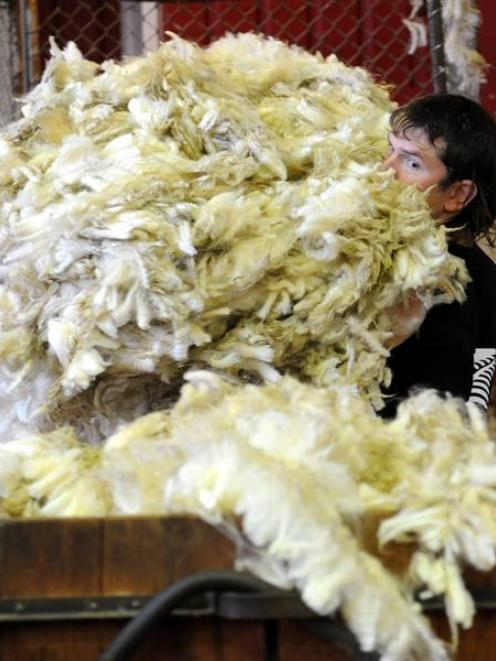 ANZ economists say the New Zealand wool industry is in need of rationalisation and consolidation.