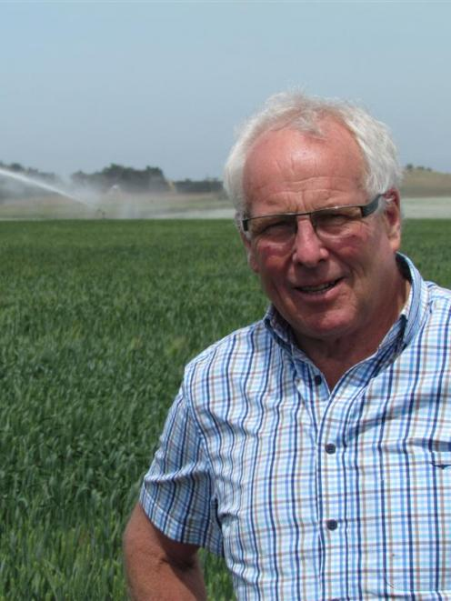 Arable farmer John Webster is a firm believer in the benefits of irrigation for the whole...