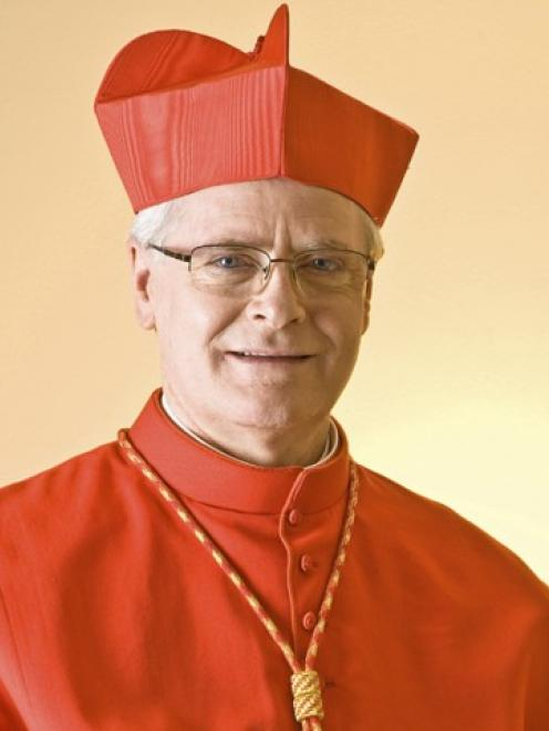 Archbishop of Sao Paulo Dom Odilo Pedro Scherer may be Latin America's strongest candidate for...