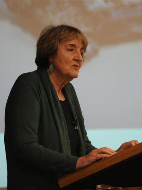 At an energy seminar in Dunedin, Parliamentary Commissioner for the Environment Dr Jan Wright...