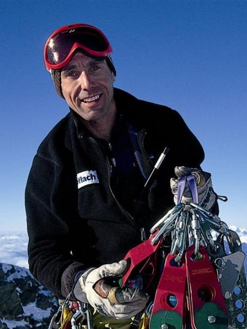 Athol Thomas Whimp (50), of Melbourne, who died while climbing the Homer Saddle in Fiordland, ...
