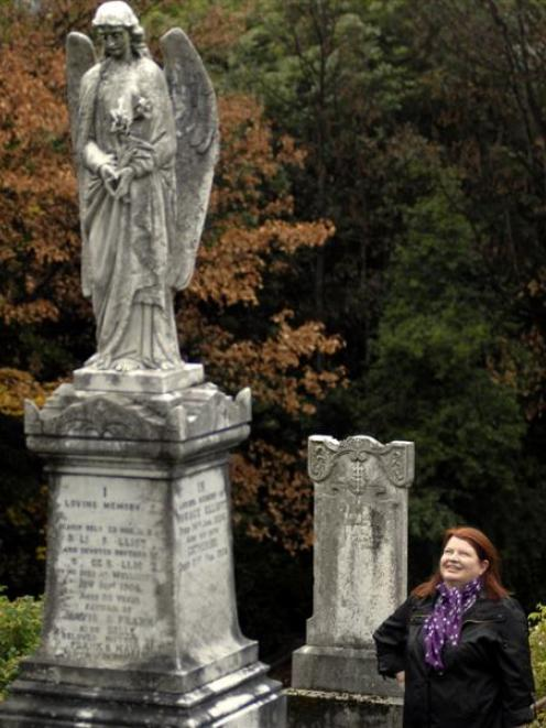 Australian researcher Dr Carol Oliver reflects on belief in angels and UFOs during a visit to...