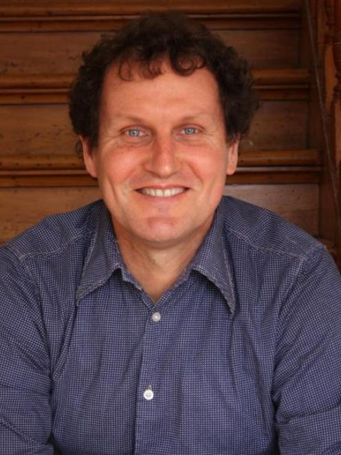 Award-winning playwright Dave Armstrong. Photo supplied.