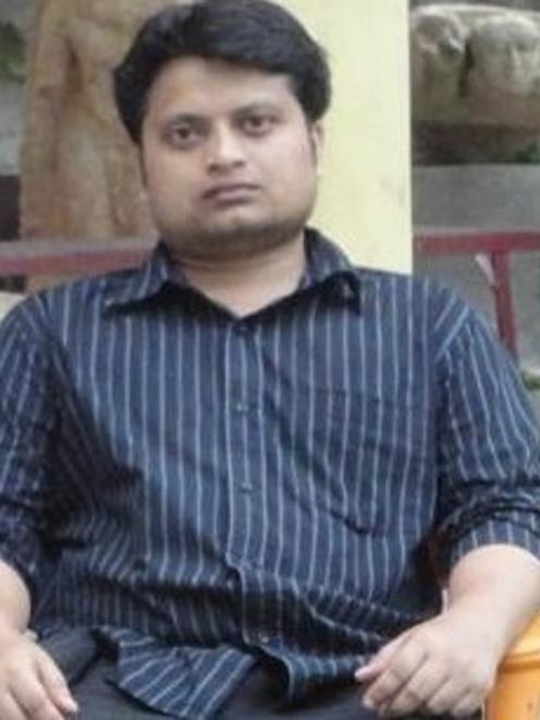 Bangladeshi writer Ananta Bijoy Das was hacked to death. Photos by Wikimedia Commons.