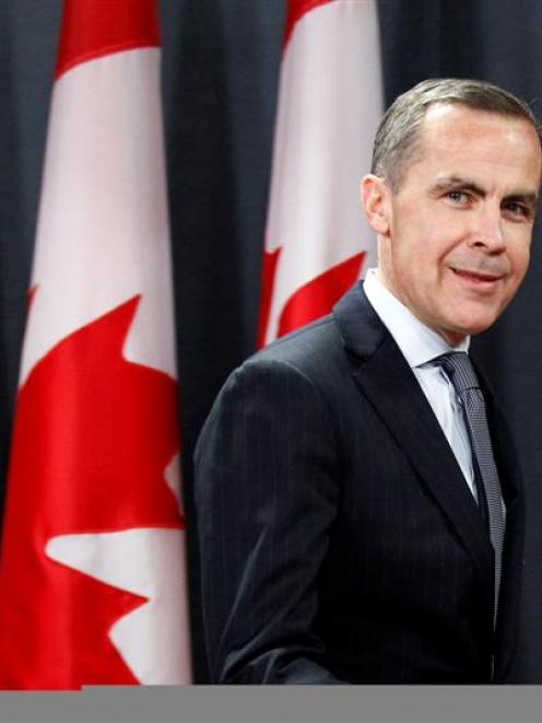 Bank of Canada Governor Mark Carney will take over the reins as Governor of the Bank of England...