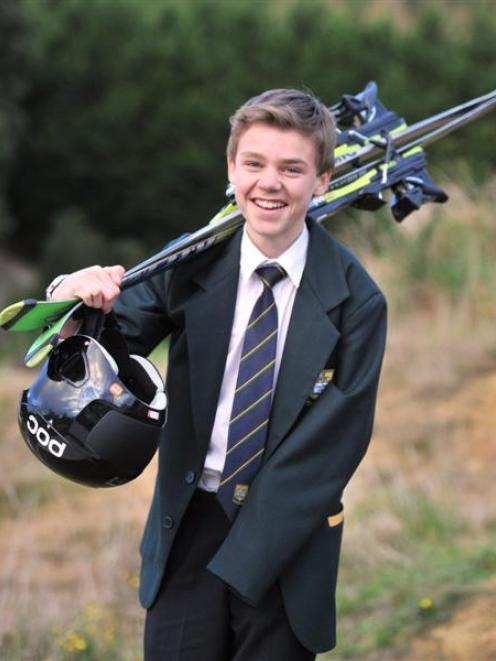 Bayfield High School pupil Samuel Tate, of  Broad Bay, has been selected to attend a week-long...