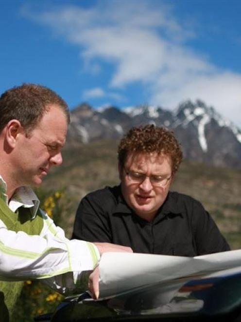 Ben Espie and Carey Vivian, of Vivian + Espie, are partnering with Southern Landmarx to create a...