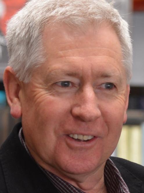 Bernie Hawke