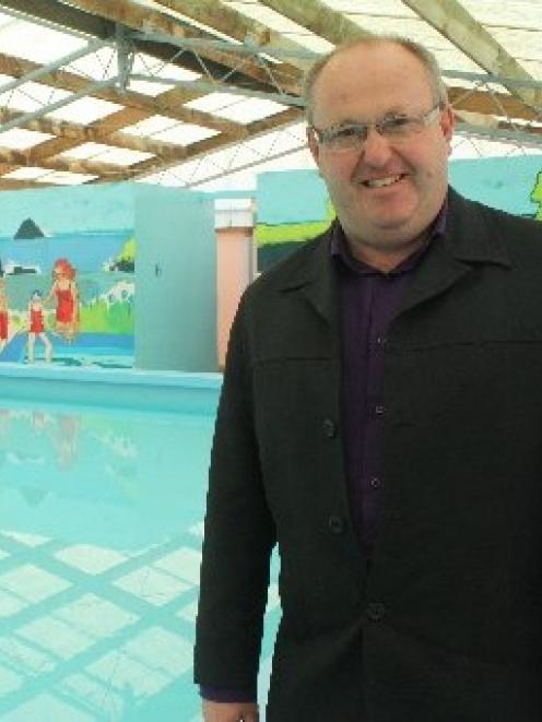 Big Rock Primary School principal David Grant says it seems frivolous for the Dunedin City...