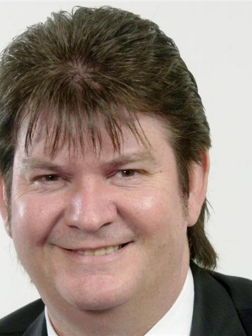 BILL ACKLIN  Dunedin city councillor