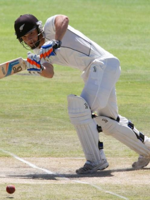 BJ Watling, one of the few New Zealand players to perform well in the test series against South...