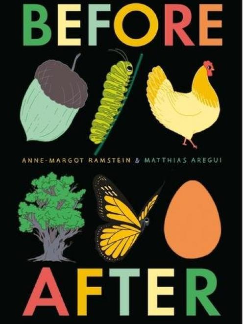 BEFORE AFTER<br><b>Anne-Margot Ramstein & Matthias Aregui<br></b><i>Walker Books