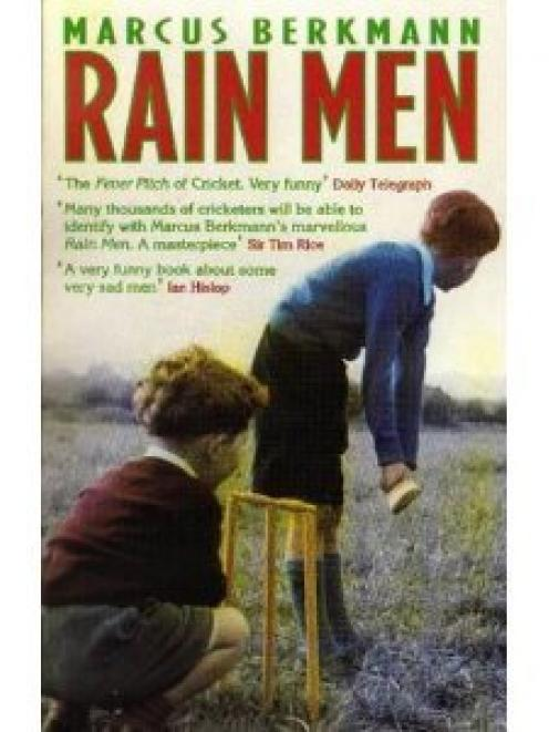 RAIN MEN<br><b>Marcus Berkmann