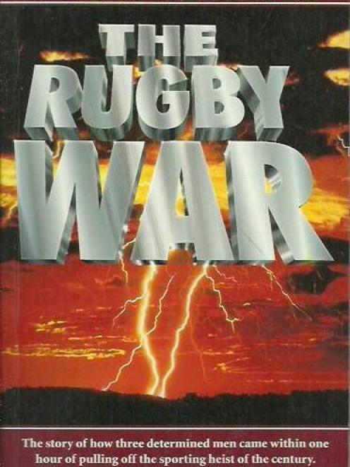 THE RUGBY WAR <br> <b> Peter Fitzsimons