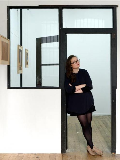 Blue Oyster Art Project Space director Chloe Geoghegan waits for summer writing residency...