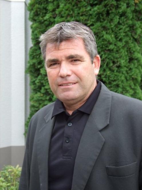 Bob McCoskrie