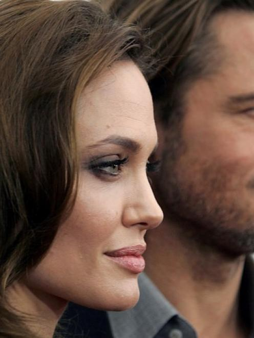 Brad Pitt and Angelina Jolie may relocate to Australia if a deal is signed for the filming there...