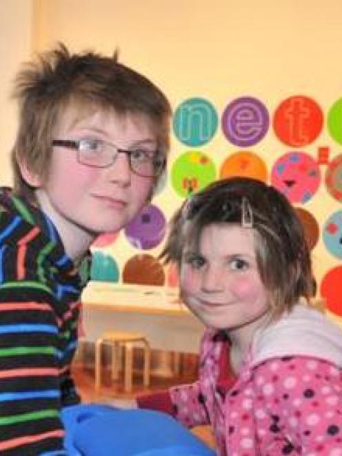 Bradley and Ellen Livingstone.