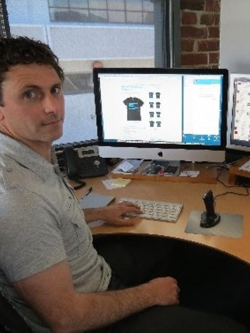 Brand Aid creative director Luke Johnston says it would be  a significant win for Dunedin and...