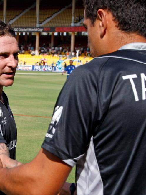 Brendon McCullum and Ross Taylor - who would make the best captain of the New Zealand cricket...