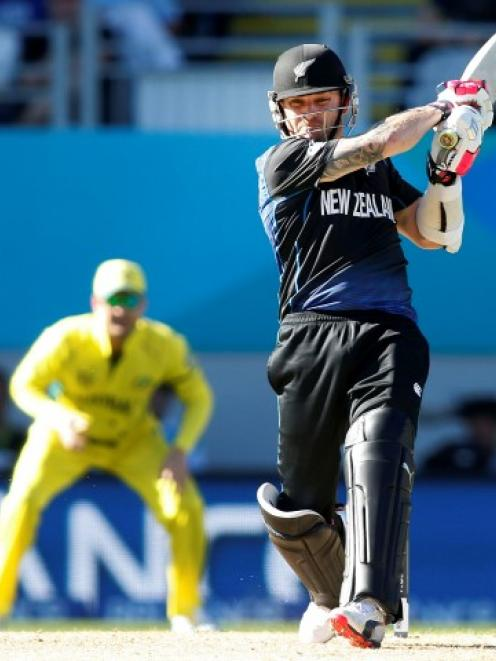 Brendon McCullum's strike rate of 193 is the best of anyone who has faced more than 37 balls in...