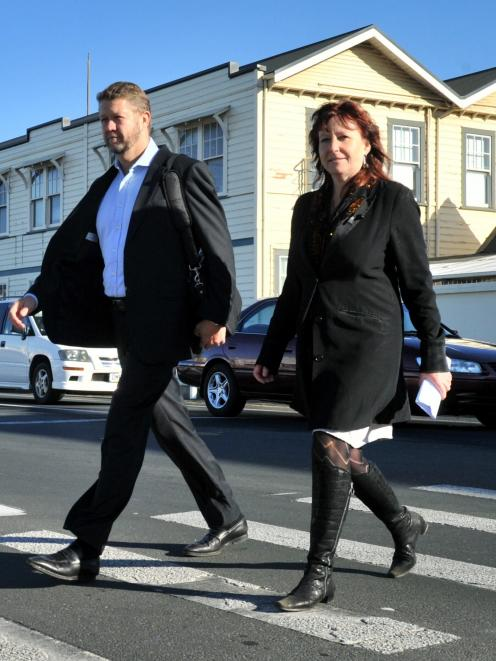Brilliant autumn sunshine shone on my old alma mater last Monday as Dunedin South MP Clare Curran...