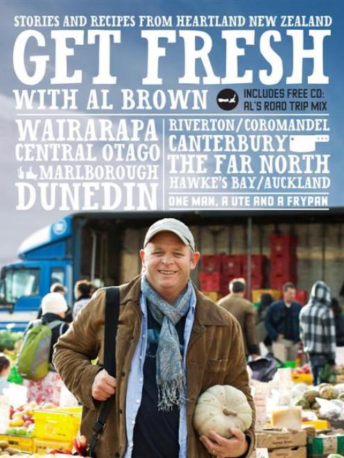 Al Brown's Get Fresh book.