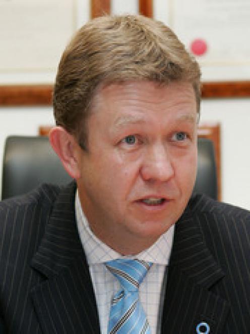 Labour MP David Cunliffe