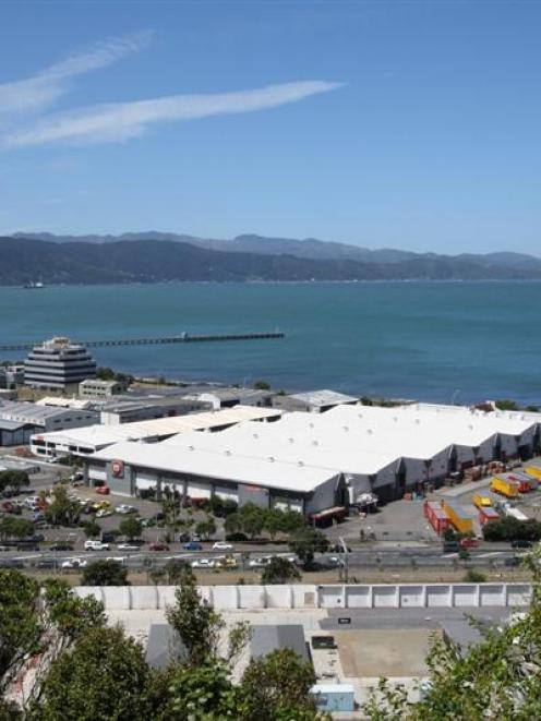 Buildings like New Zealand Post's Petone mail centre seem like good pickings for commercial...