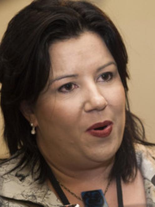 Paula Bennett, Minister for Social Development and Employment