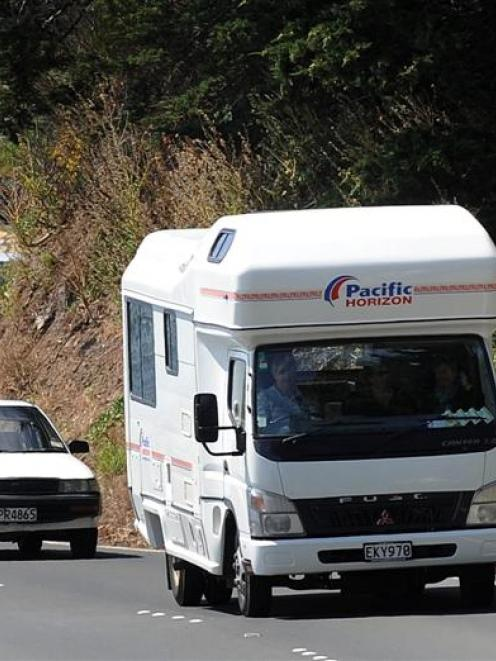 Campervans would no longer be seen on New Zealand roads if the Otago Conservation Board has its...