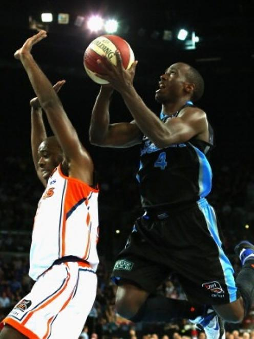 Cedric Jackson of the Breakers is in hot demand. Photo by Getty