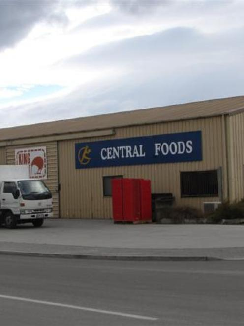 Central Foods has been sold to Kaan's Catering, leaving about 28 people out of a job. Photo by...