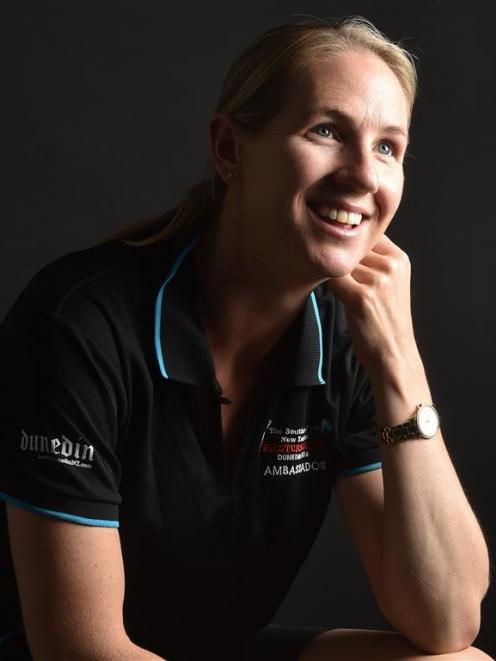Champion cyclist Alison Shanks: ''I still enjoy getting out on the road bike — I  haven't got out...