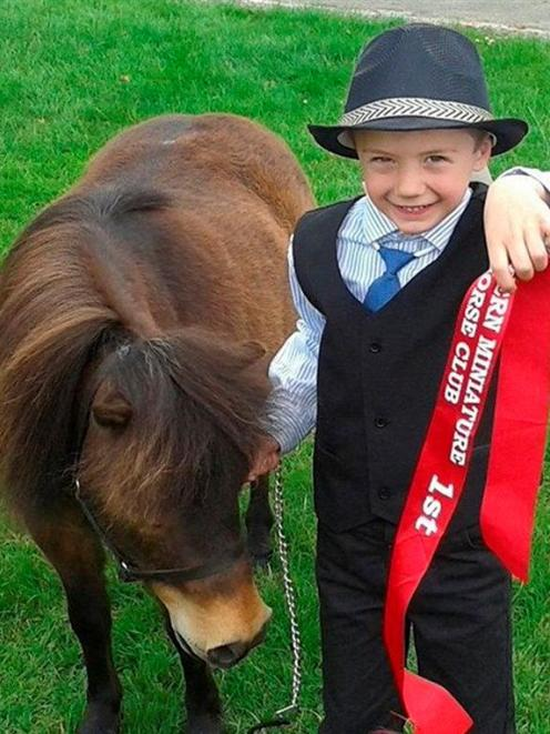 Charlie Vercoe died from injuries after the adult-sized quad bike he was riding rolled and...