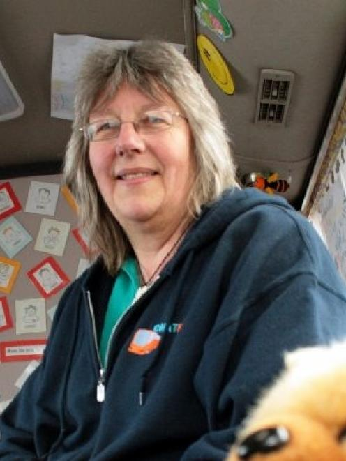 Chat Bus counsellor Averil Pierce says  the ready access to information and more liberal...
