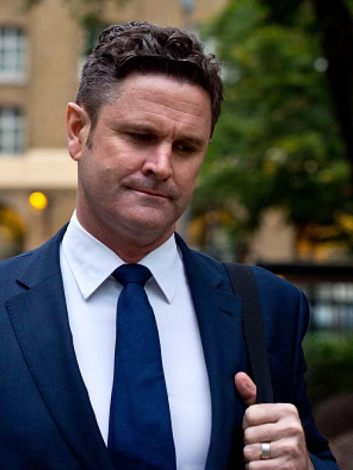 Chris Cairns. Photo Getty
