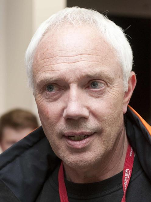 Christchurch Mayor Bob Parker.