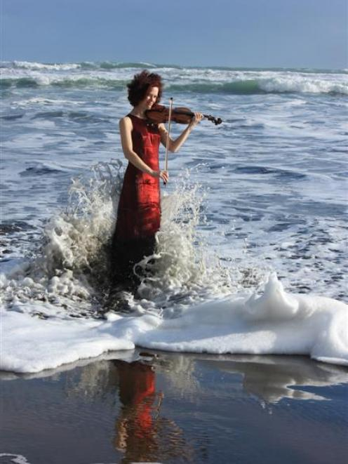 Christchurch Symphony Orchestra violinist Cathy Irons reunites with Queenstown pianist Mark...