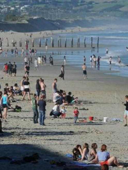 MetService has acknowledged Christmas Day temperatures in parts of Dunedin may well have been...