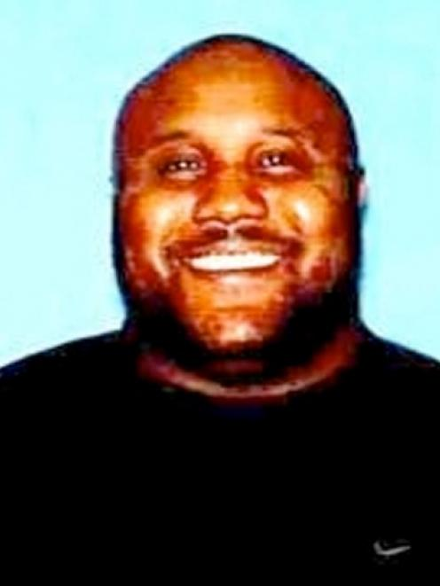 Christopher Jordan Dorner. REUTERS/Irvine Police Department