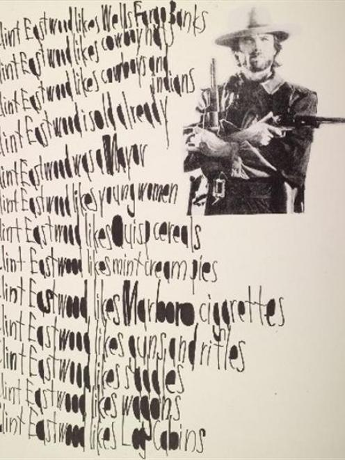Clint Eastwood Likes ... by John Patrick McKenzie.