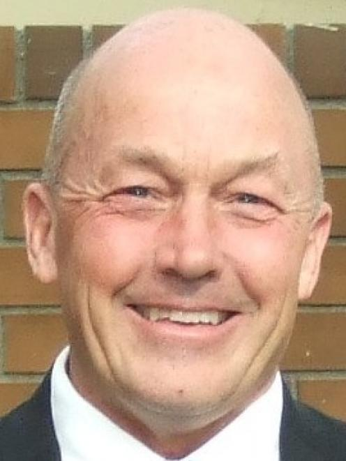 Clutha Mayor Bryan Cadogan