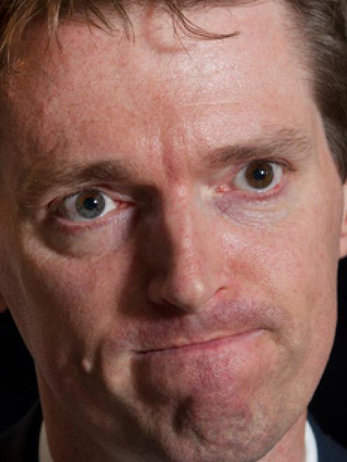 Colin Craig. Photo NZ Herald