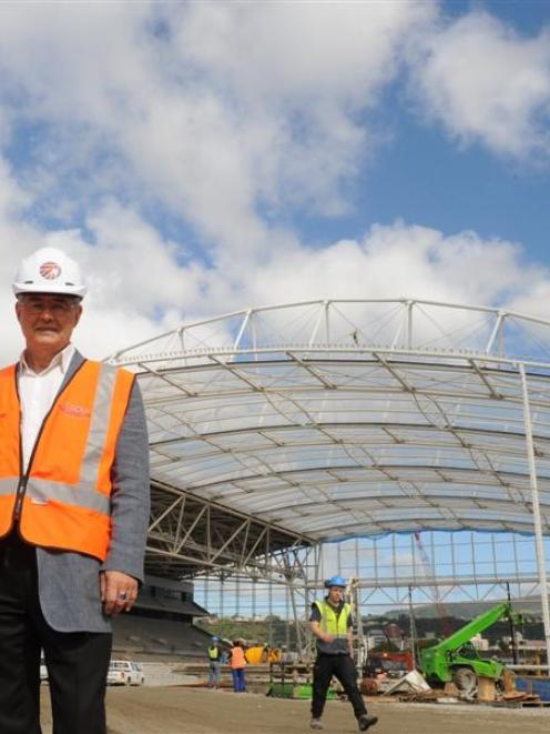 Continuing issues with the stadium provided the opportunity to be more open, Dunedin Mayor Dave...