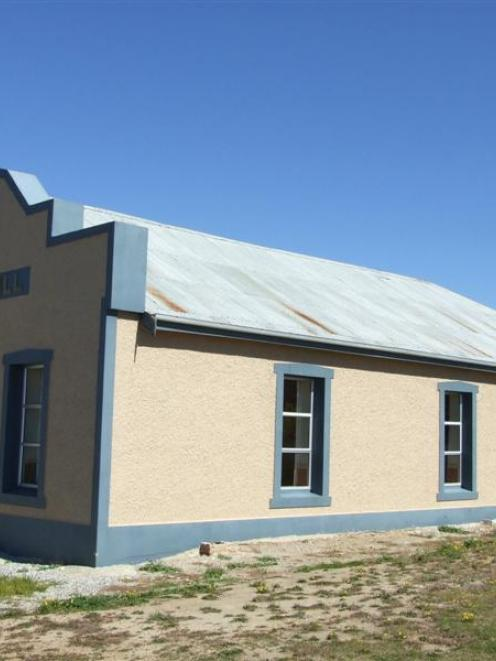Coronation Hall in Bannockburn likely to be demolished because of its earthquake risk. Photo by...